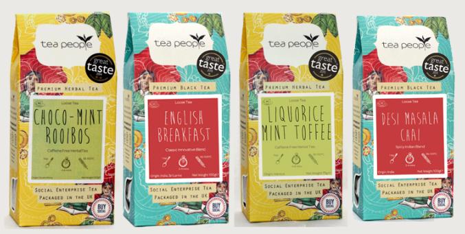 tea people social enterprise