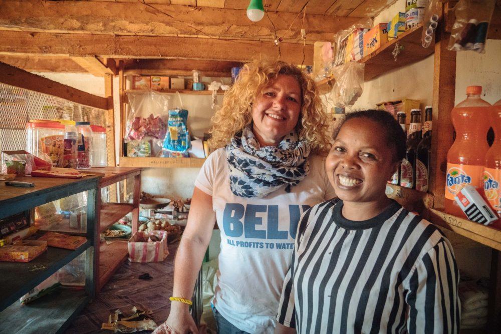 Karen Lynch Belu in Madagascar