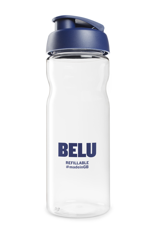 Refillable Bottles Belu