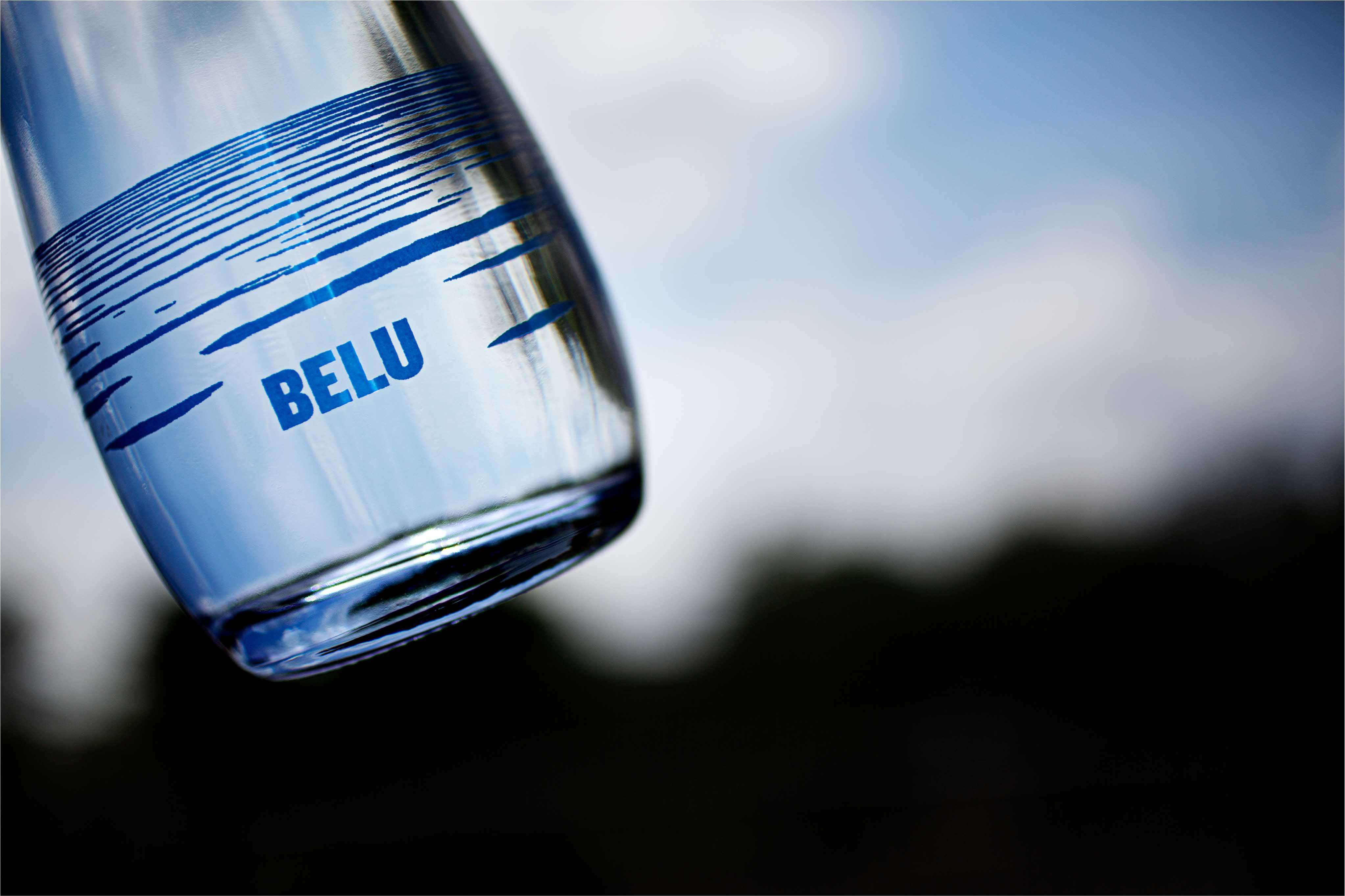 Belu Filter still Bottle