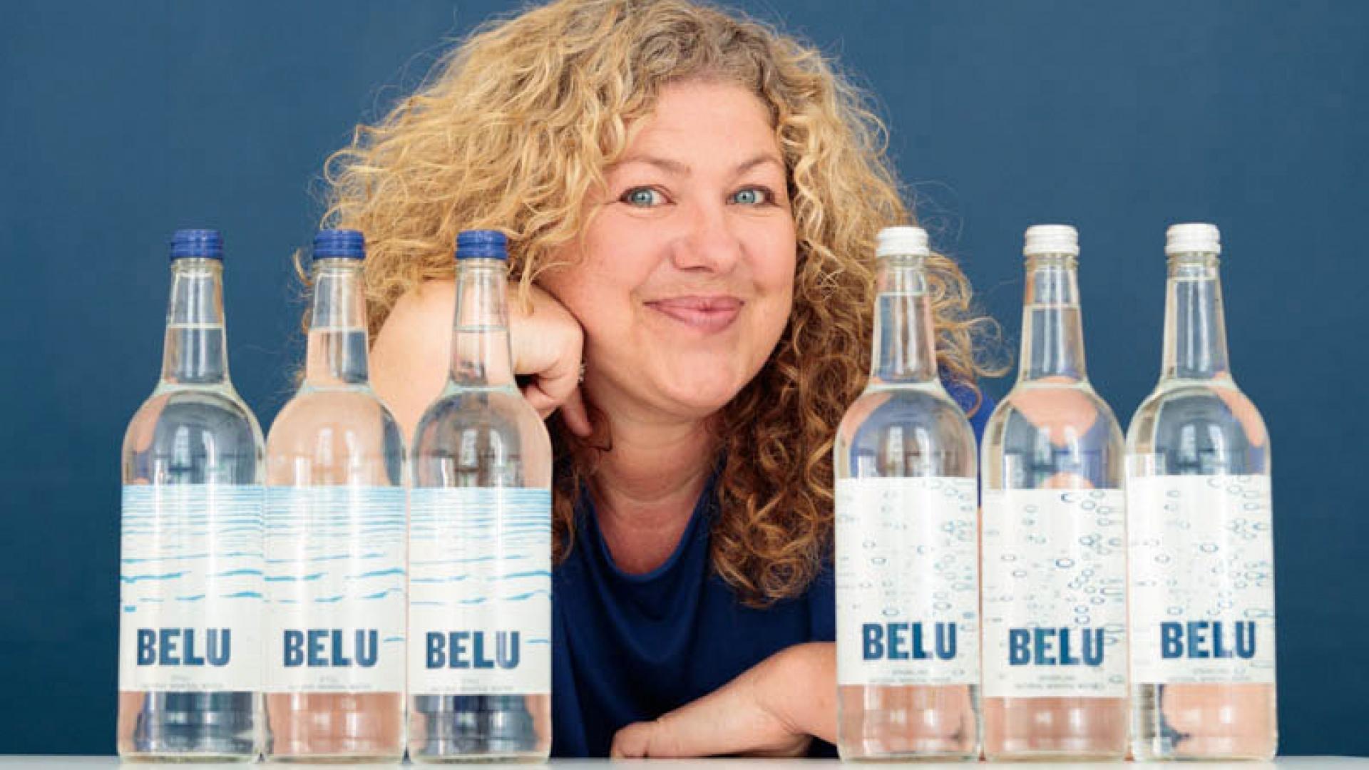 Karen CEO Belu water